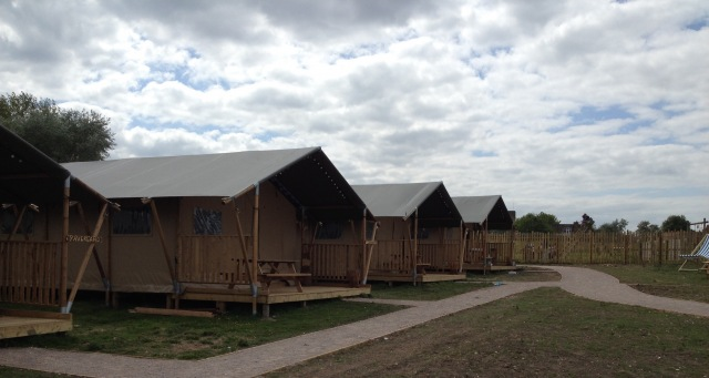 Adventure Lodges Kingswood Centre Bembridge Clarke S